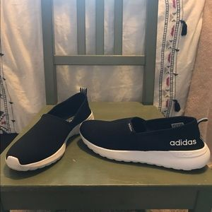 Adidas cloud foam slip on
